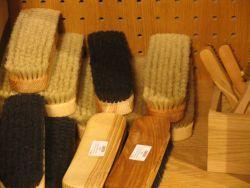 Schuh Schmutzbürste für Schuhputzset